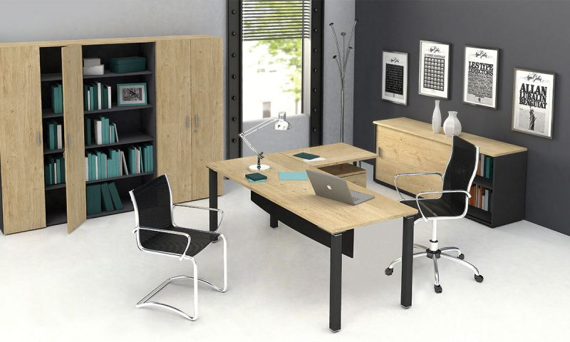 Achat de mobilier de bureau